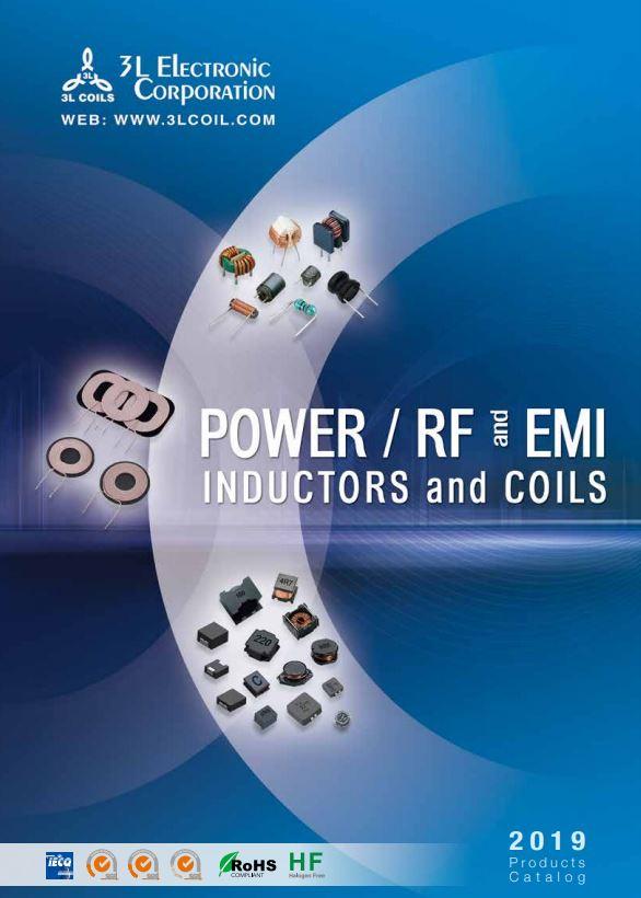 3L Electronic Corp. Catálogo