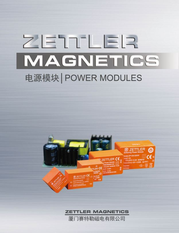 Zettler Group Catálogo