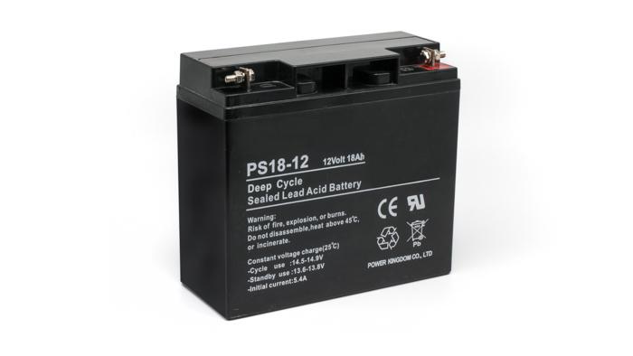 Baterías de Plomo
