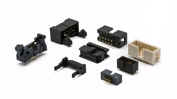 IDC Flat Connectors