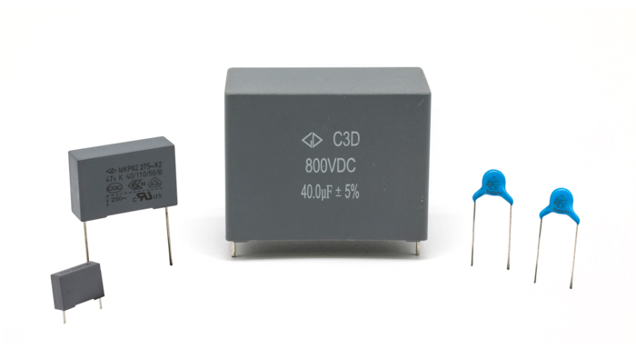 MKP Capacitors