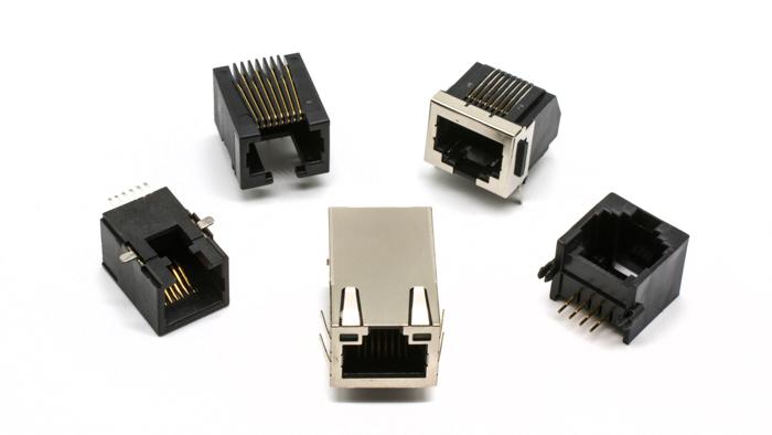 Modular Jack Connectors