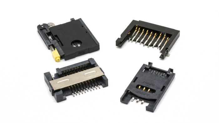 Card Connectors