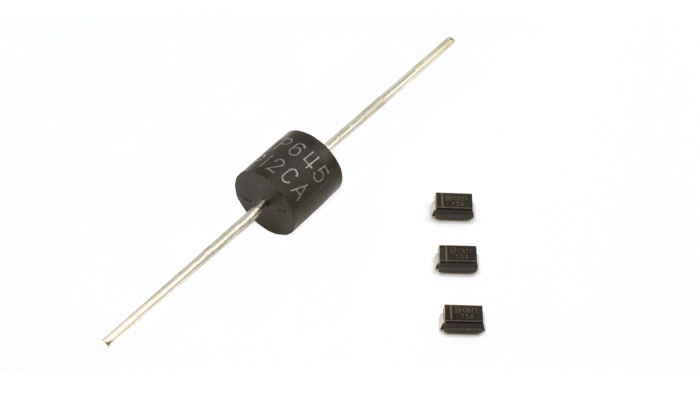 Transient Voltage Suppression Diode - TVS