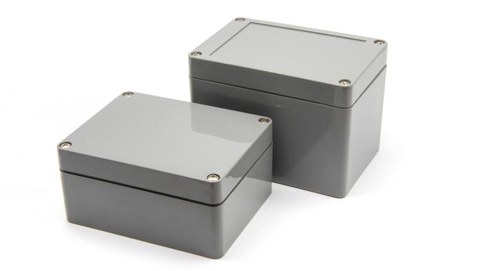 Cajas Aluminio