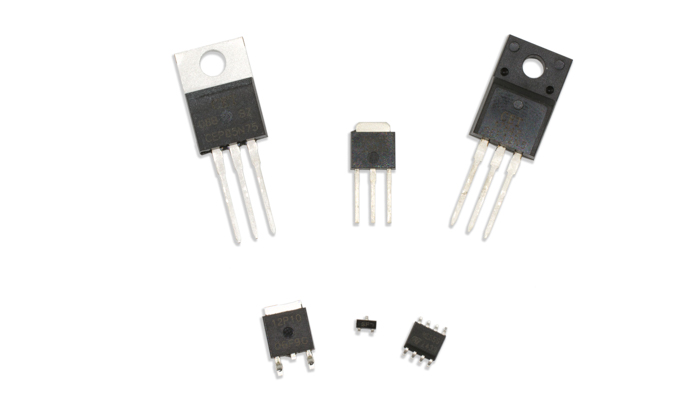 MOSFETS AND BJT TRANSISTORS