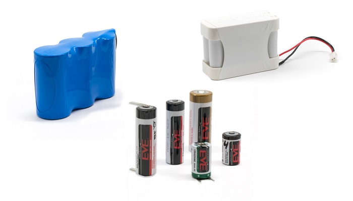 Battery Pack (Ni-MH, Ni-Cd, Li-ion)